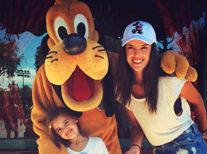 Alessandra Ambrosio : journée féérique chez Michey pour les 6 ans de sa petite Anja !