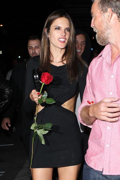 Photos : Alessandra Ambrosio : radieuse pour fêter ses 33 ans en avance !