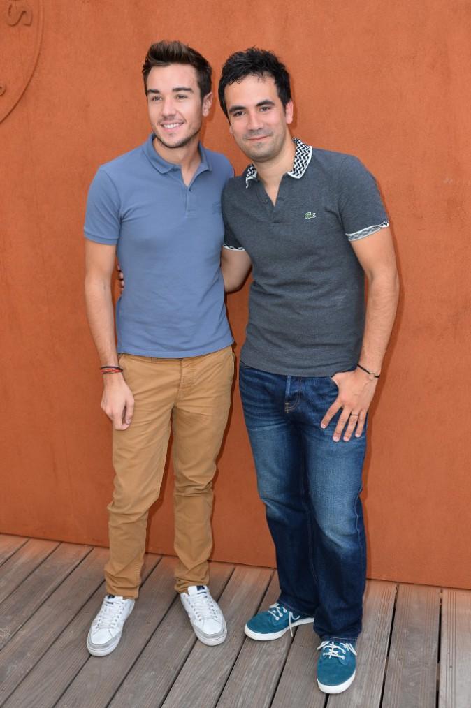 Photos : Alex Goude : plus heureux et complice que jamais avec son boyfriend Romain !