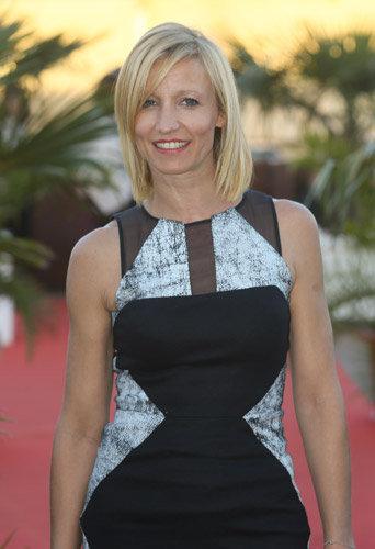 Photos : Alexandra Lamy : actrice télé la plus sexy et maman comblée !