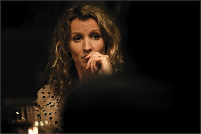 "Alexandra Lamy dans ""Les infidèles"" !"
