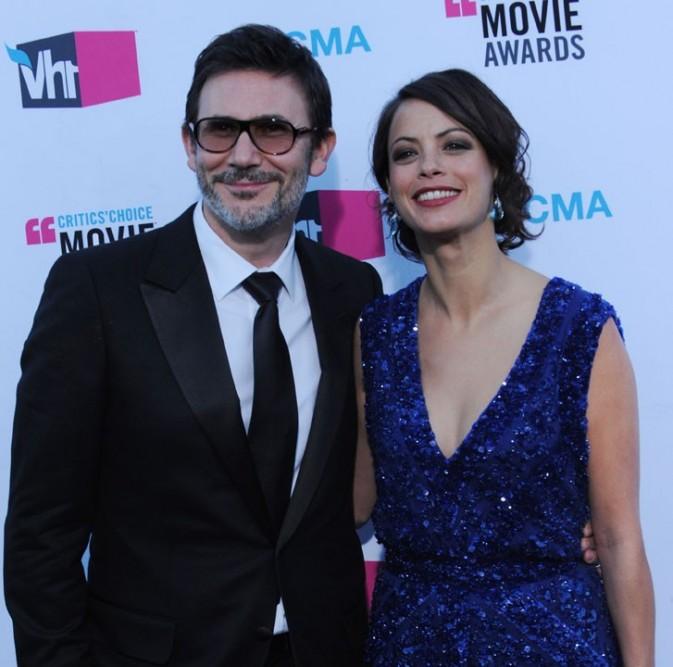 Michel Hazanavicius et Bérénice Béjo !