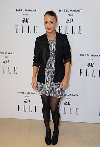 Alice Belaïdi à Paris le 13 novembre 2013