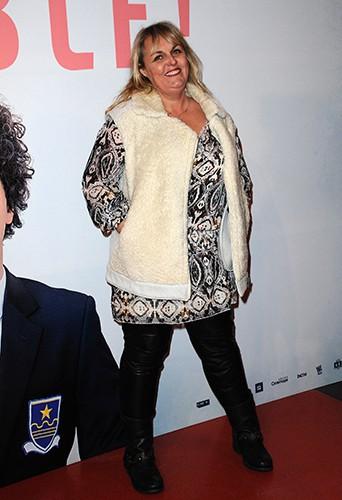 Valérie Damidot à Paris le 18 novembre 2013