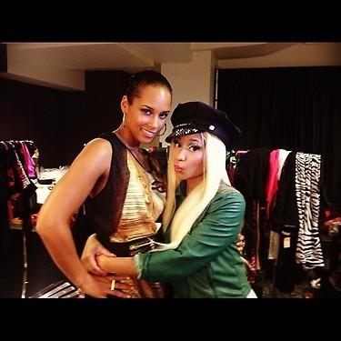 Avec Nicki