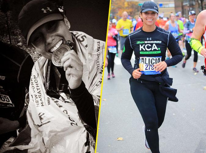 Alicia Keys : rayonnante et victorieuse pour son premier marathon de New York !