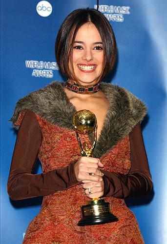 Alizée en 2002 !