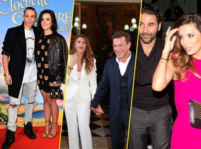 Alizée et Grégoire Lyonnet, Benjamin Castaldi, Eva Longoria... Retour sur les mariages qui ont marqué l'année 2016 !