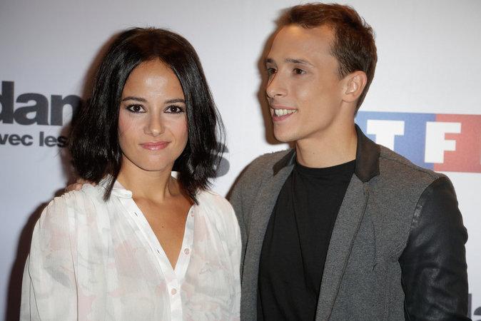 Alizée et Grégoire Lyonnet : au photocall de Danse avec les Stars, le 10 septembre 2013