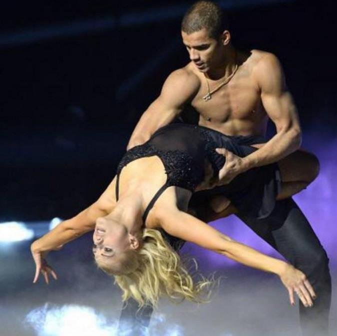 Lancement de la nouvelle tournée Danse avec les stars à Nantes le 20 décembre 2014