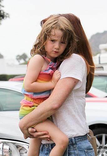 Alyson Hannigan à Los Angeles le 3 juillet 2013
