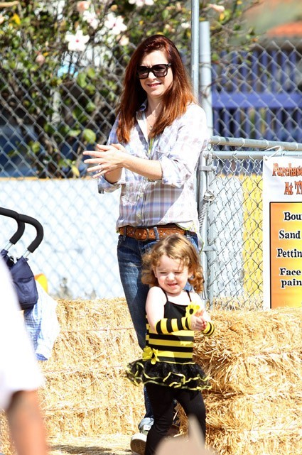 Alyson Hannigan en mode week-end !