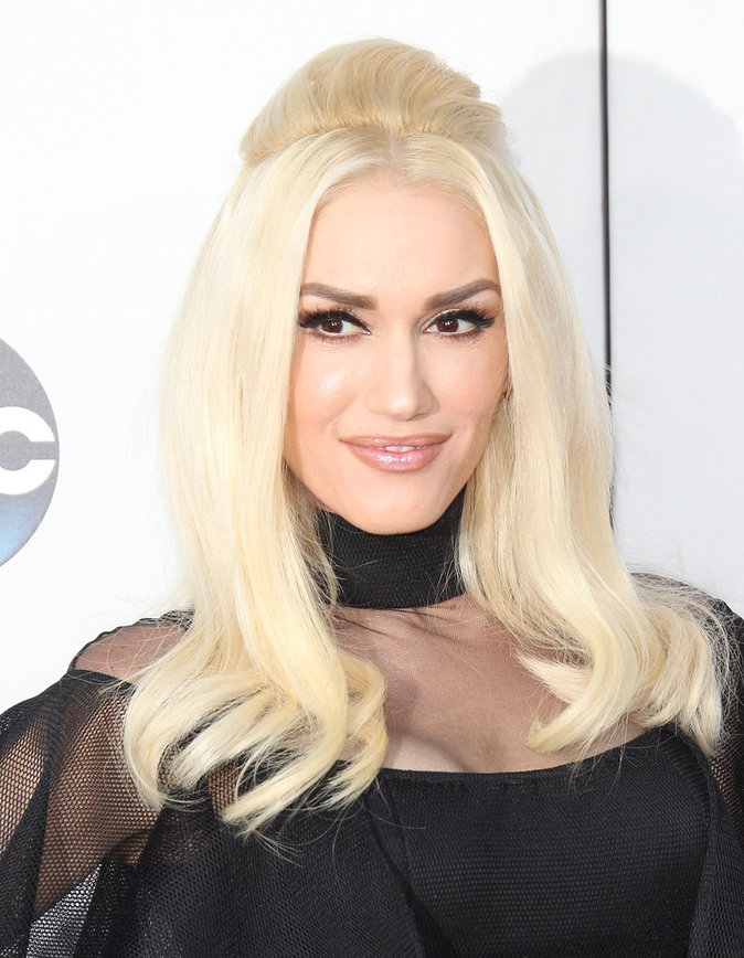 Gwen Stefani le 22 novembre 2015