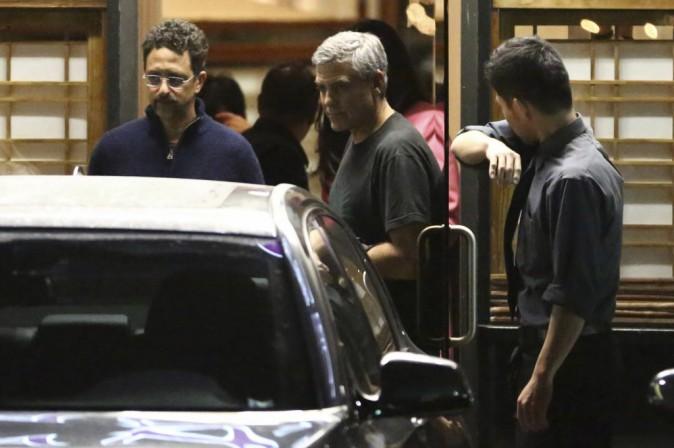 George Clooney à Los Angeles le 17 décembre 2014