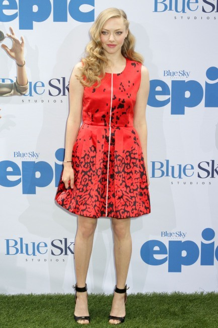 Amanda Seyfried, New York, 18 mai 2013.