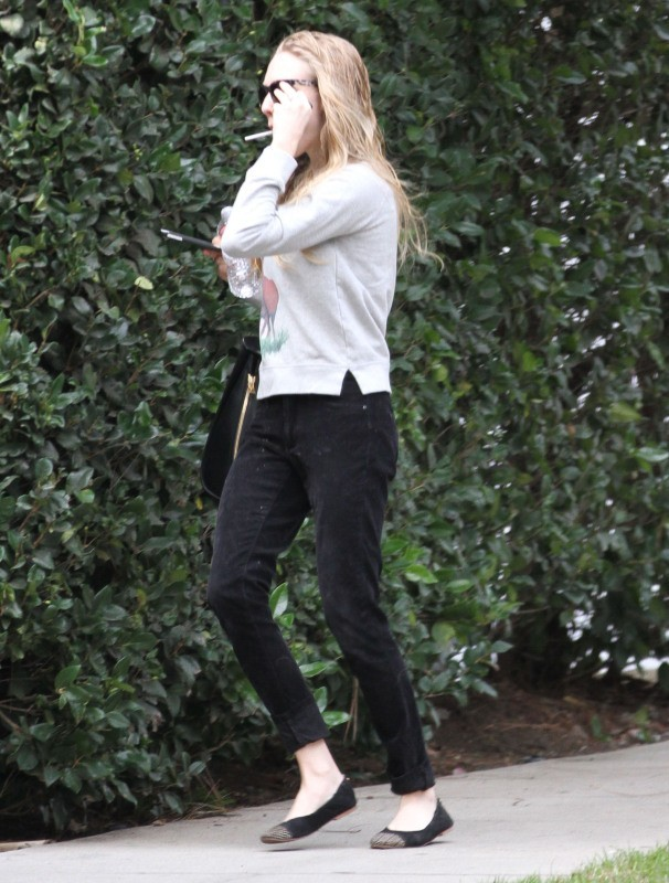 Amanda Seyfried le 17 décembre 2012 à Los Angeles