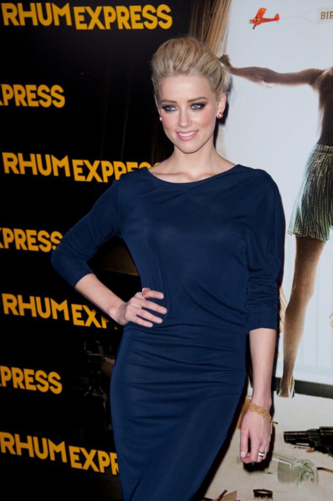 Photos : Amber Heard : retour en images sur la bombe qui a conquis Johnny Depp !