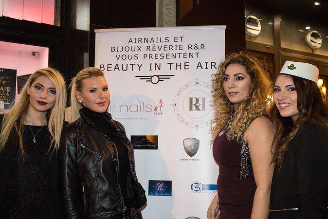 Amélie Neten Inaugure un institut de beauté à Paris le 11 janvier 2016