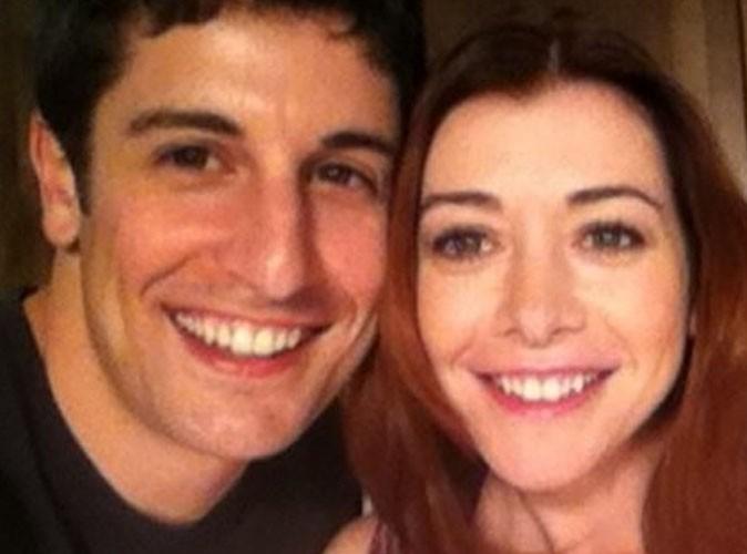 Jason Biggs et Alyson Hannigan : Jim et Michelle sont de retour !