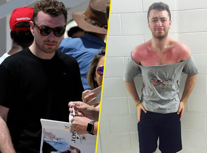 Aminci, Sam Smith brûle à Miami !