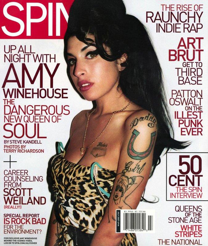Amy Winehouse a vendu plus de 11 millions d'albums