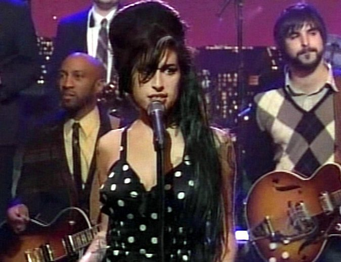 Amy Winehouse fait partie du club des 27