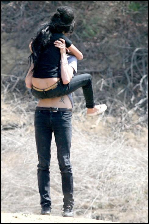 C'était fusionnel entre Amy et Blake ...