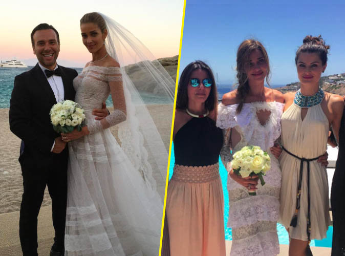 Ana Beatriz Barros : La top brésilienne s'offre deux sublimes robes pour son mariage !