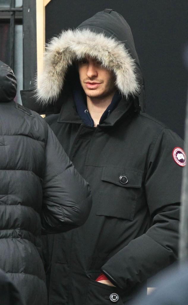 Andrew Garfield, New York, 25 février 2013.