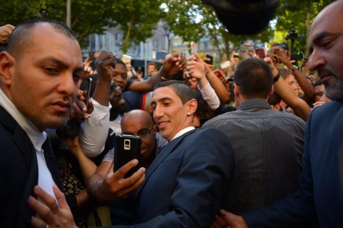 Angel Di Maria, la nouvelle folie du PSG
