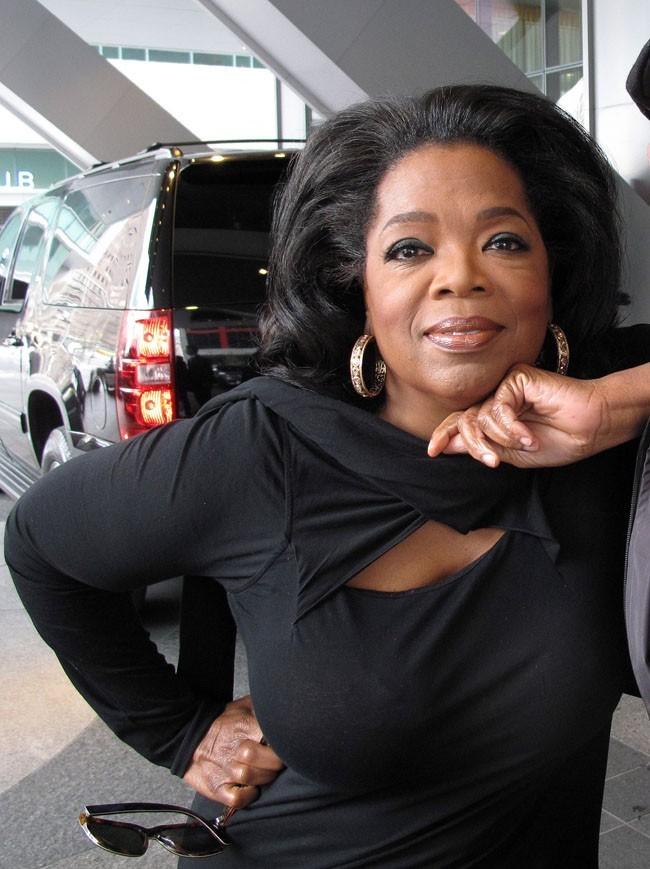 Oprah Winfrey, 11ème femme la plus puissante au monde