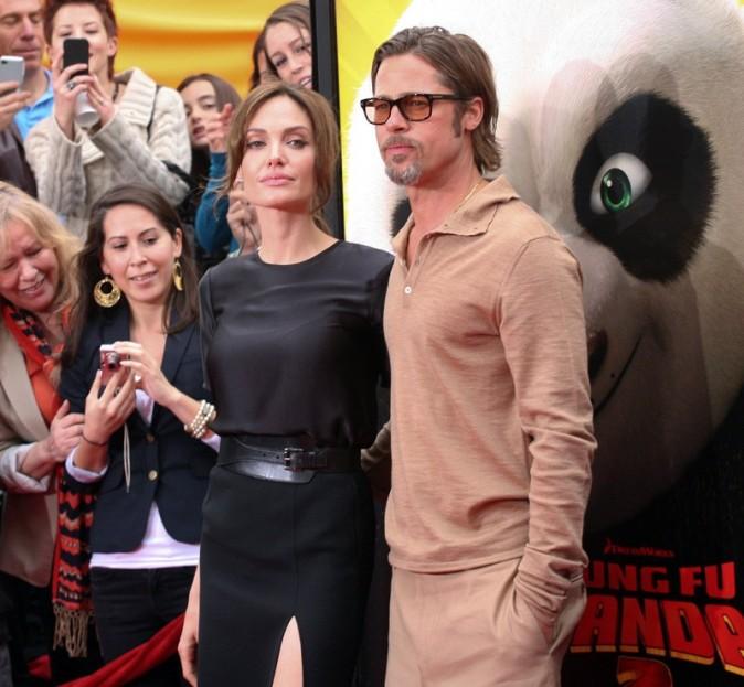 Angelina Jolie fait une promo d'enfer pour son dernier film ...