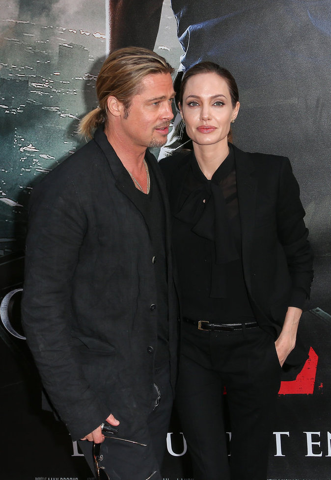 Photos : Angelina Jolie et Brad Pitt divorcent : retour en images sur le couple le plus fusionnel d'Hollywood !