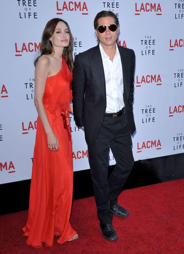 Le couple le plus glamour d'Hollywood...