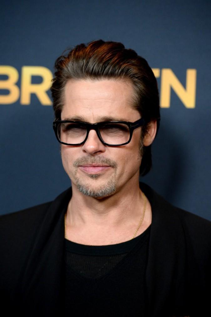 Brad Pitt le 15 décembre 2014