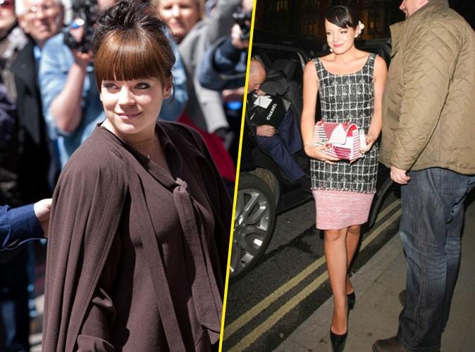 Lily Allen a-t-elle trop maigri trop rapidement ?