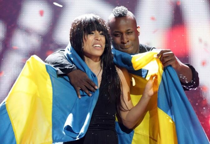 Loreen, la gagnante suédoise !