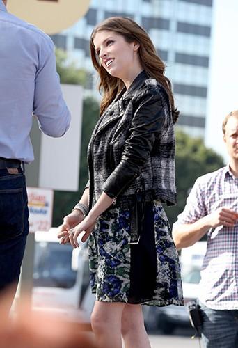 Anna Kendrick à Los Angeles le 29 janvier 2014