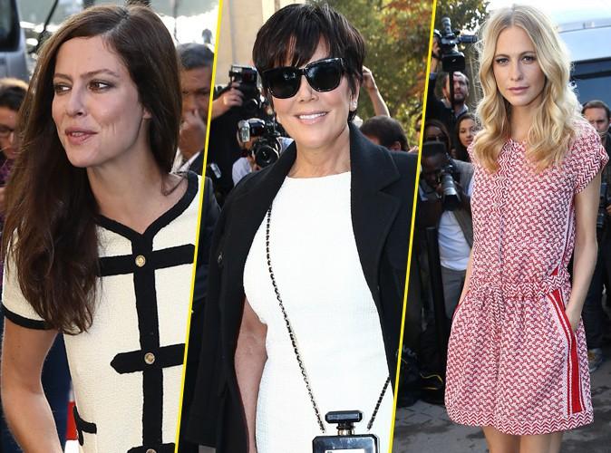 Anna Mougalis, Kris Jenner, Poppy Delevingne... Elles ont toutes assisté à la grande révolution Chanel !