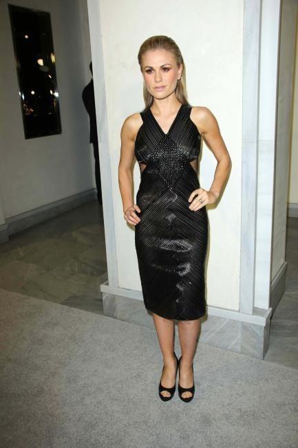Anna Paquin le 21 février 2013 à Beverly Hills
