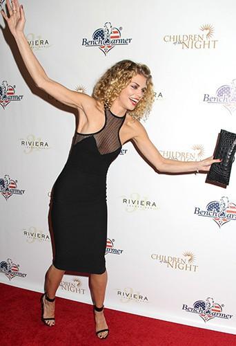 AnnaLynne McCord à Los Angeles le 1er juillet 2014