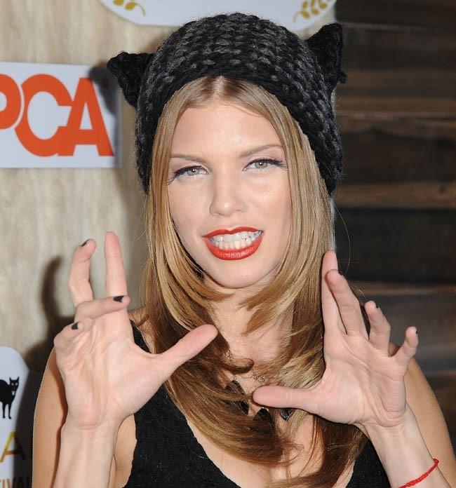 AnnaLynne McCord au Catdance Film Festival, à Park City, le 19 janvier 2013