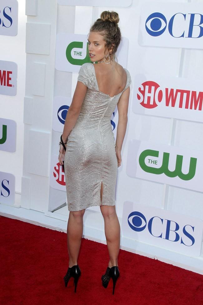 AnnaLynne McCord le 29 juillet 2012 à Los Angeles