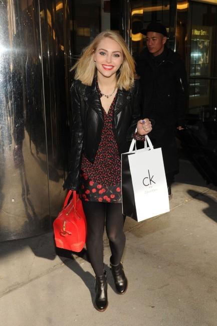AnnaSophia Robb le 23 janvier 2013 à New York