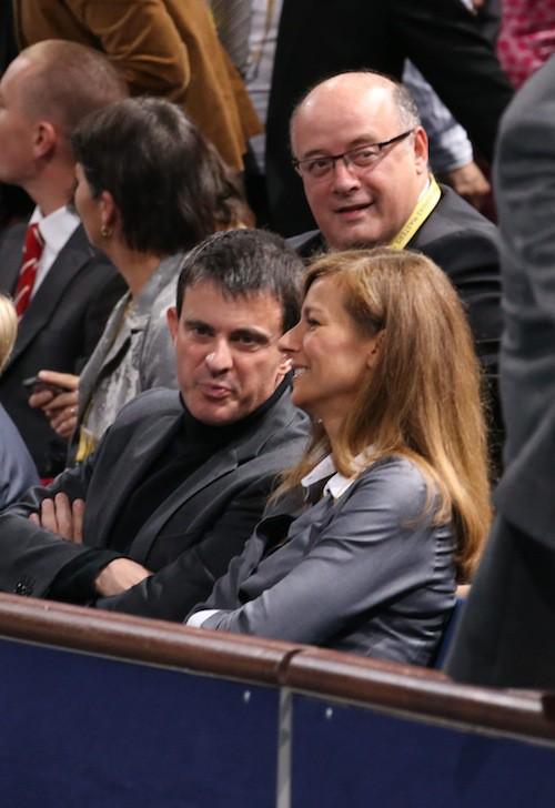 Ils ne râteraient pas la finale du tournoi de tennis Paris Bercy