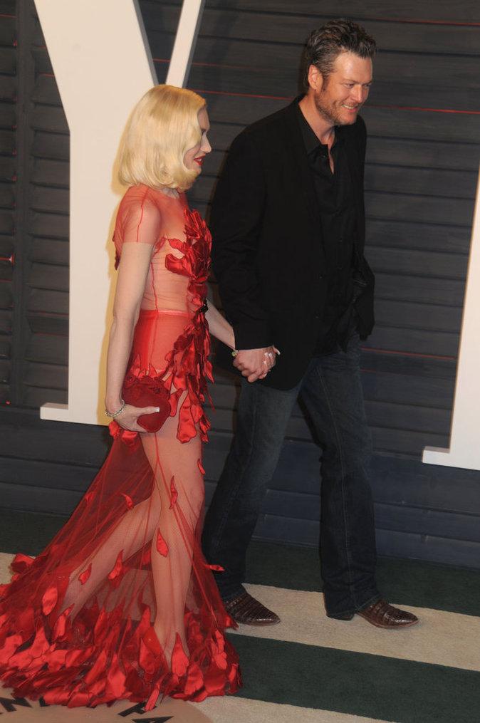 Photos : Anne Hathaway, Gwen Stefani : les Oscars de l'amour !