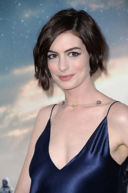 Photos : Anne Hathaway : sa poupée de cire : top ou flop ?
