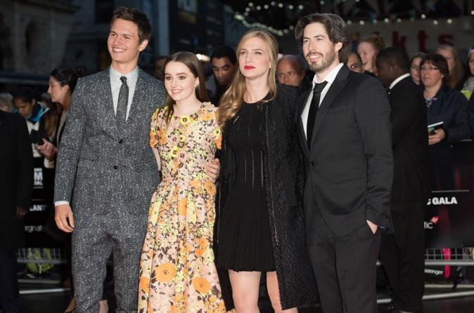 Ansel Elgort : la nouvelle gueule d'ange d'Hollywood fait tomber les filles à Londres !