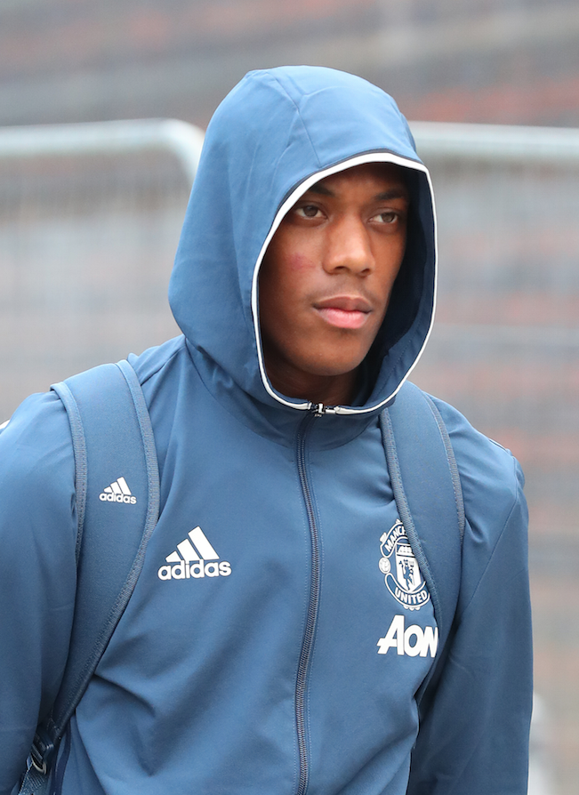 Photos : Anthony Martial et Mélanie Da Cruz : l'amour envers et contre tous !