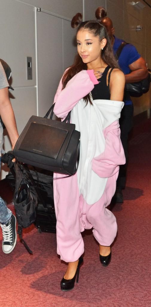 Ariana Grande : Elle se prend pour une licorne !